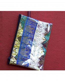 Pochette Blue Elephant Creation islandkarma