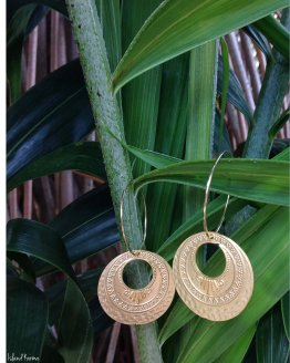 Boucles d'oreille Bohème Creation islandkarma