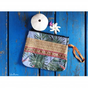 Pochette Tropic Creation islandkarma