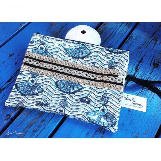 Pochette IK Strass Creation islandkarma