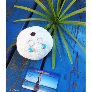Boucle d'oreille Poetique Creation islandkarma
